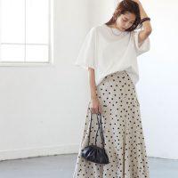 レディな魅力がぐんとUP!ロング丈・マキシ丈スカートで春夏コーデを爽やかに♡