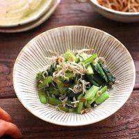 小松菜の大量消費レシピ特集!定番メニューにプラスしたい人気料理をご紹介