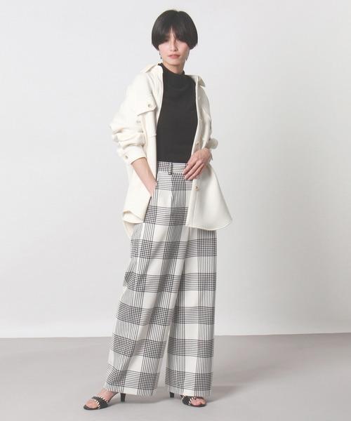 [Rose Tiara] きれいめハンサム CPOジャケット