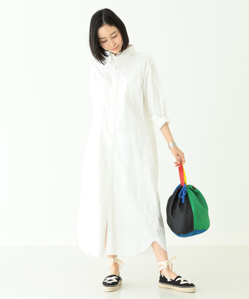 [BEAMS WOMEN] NAPRON × BEAMS BOY / クレイジー ペイシェント バッグ