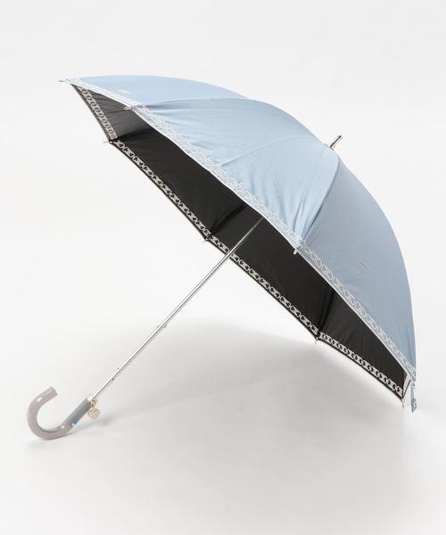 "[MOONBAT] 晴雨兼用傘 ""FURLA チェーン"""