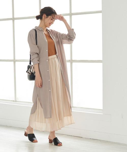 9月に最適な服装6