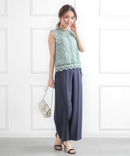 8月の金沢の服装《パンツ》5