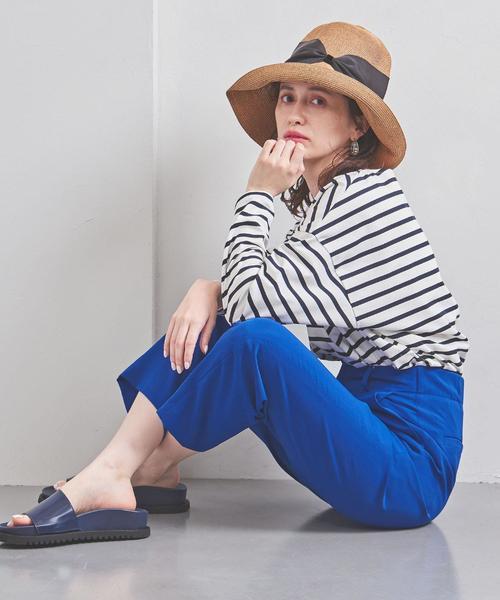 [UNITED ARROWS] <Athena New York(アシーナ ニューヨーク)>RISAKO TANBODY ハット