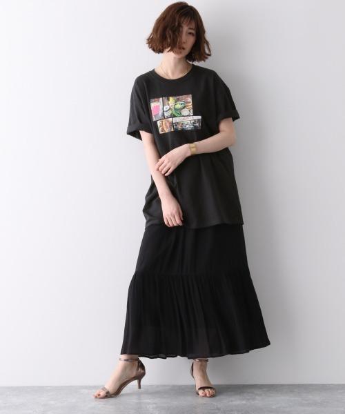 気分上がるおしゃれスカート服2