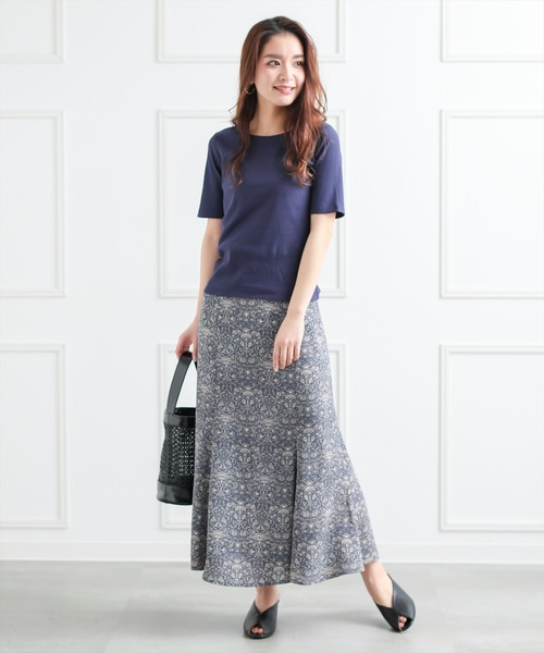 8月の金沢の服装《スカート》