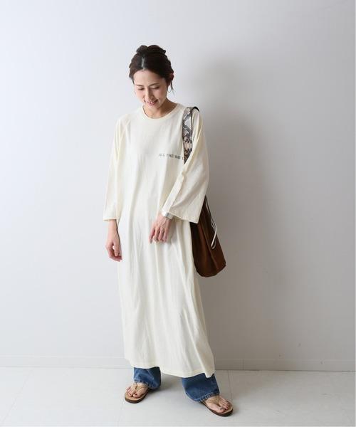 [Spick & Span] 【VOTE MAKE NEW CLOTHES】モーターサイクルワンピース◆
