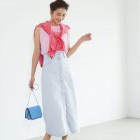 大人女子も必見!春夏に使える「5000円以下」のプチプラスカート特集♡
