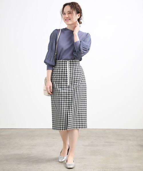 [ViS] センタージップタイトスカート