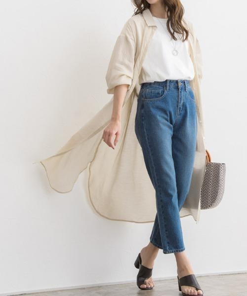 8月の金沢の服装《パンツ》6