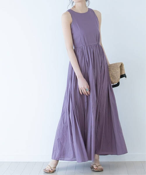 [Spick & Span] 【MARIHA】 夏のレディのドレス◆