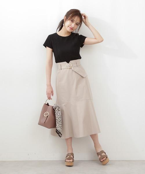 スカート お手本 レディースファッション2