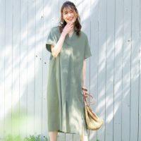 夏の公園におすすめのママコーデ【2020最新】こなれ感のある服装をご紹介♪