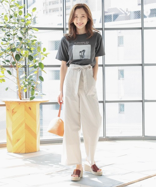 [kobelettuce] 選べる3デザインフォトプリントTシャツ