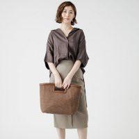 肩幅が目立たない服装まとめ【2020】女性らしさがUPするコーデ特集♪