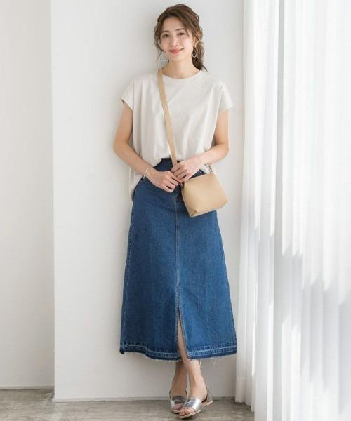 8月の金沢の服装《スカート》3