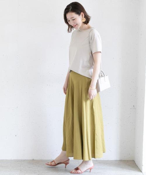 [URBAN RESEARCH ROSSO WOMEN] ペルヴィアンTシャツ