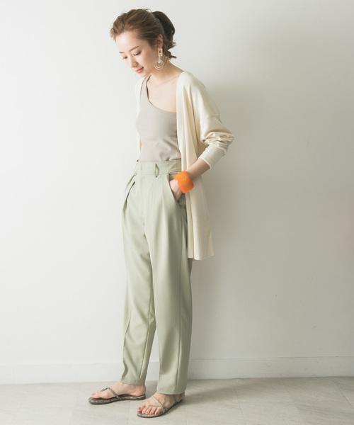爽やかな9月の東京の服装