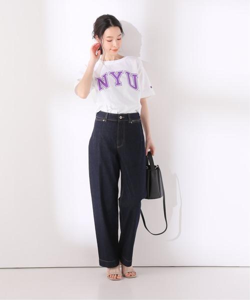 [IENA] 【Champion/チャンピオン】 UNIV Tシャツ