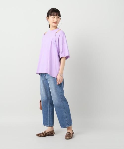 [JOURNAL STANDARD] 【KLOKE/クローク】TOKEN TOP:Tシャツ