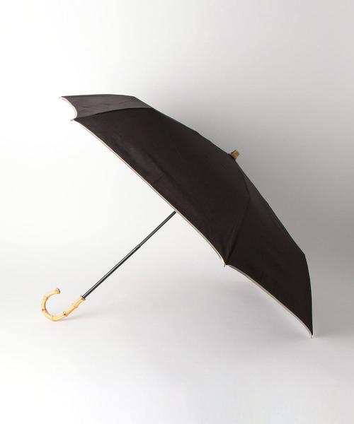 [BEAUTY&YOUTH UNITED ARROWS] BY マルチパイピング パラソル/日傘 -晴雨兼用-