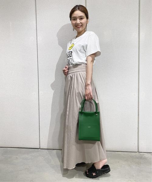 [JOURNAL STANDARD] 【SUPER YAYA】T-SHIRT FRONCES:Tシャツ