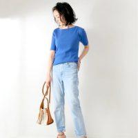 知的な洗練ムードを纏って♡清涼感たっぷりのブルーカラーアイテム15選