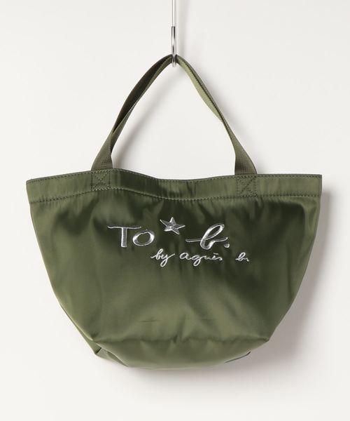 ロゴミニトートバッグ