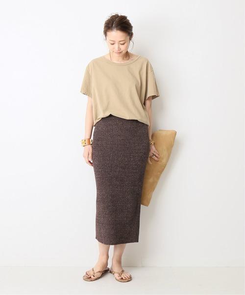 [Deuxieme Classe] ikat風 スカート