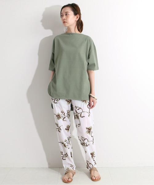 [IENA] 【HAKUJI/ハクジ】別注 Tシャツ◆