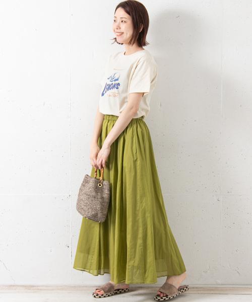 [URBAN RESEARCH] 【5/22 新入荷】USEDLIKEロゴプリントTシャツ