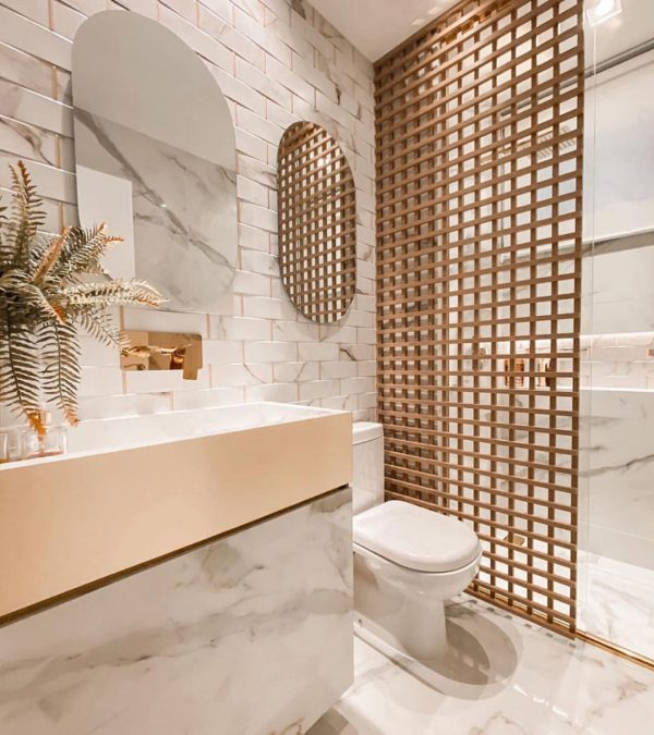 リゾートホテルのようなトイレ