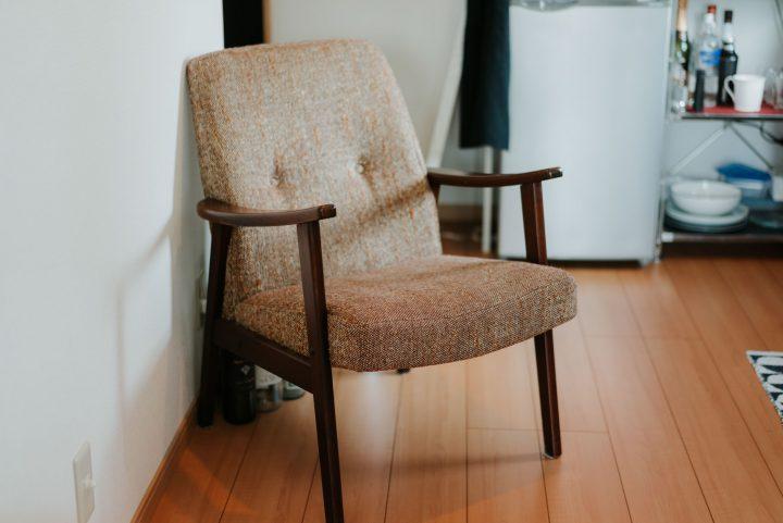 8.ソファが置けないなら、椅子にこだわる