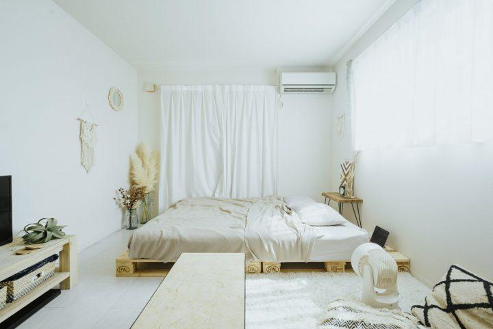 2. 狭い部屋でもエリアを分けられる32