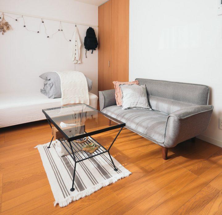 コンパクトな家具を選んで2