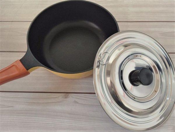 100均の鍋蓋2
