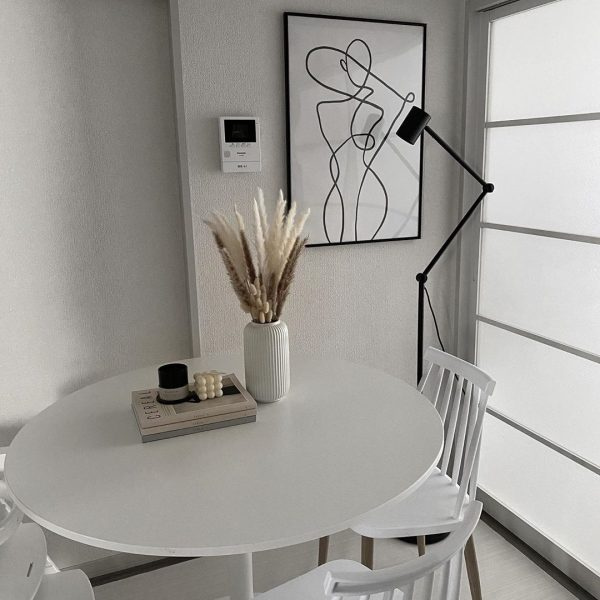 IKEAのホワイトアイテム2