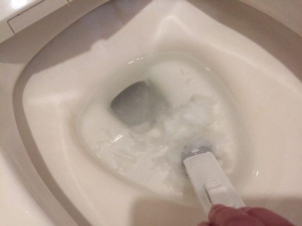トイレットペーパーが使える!6