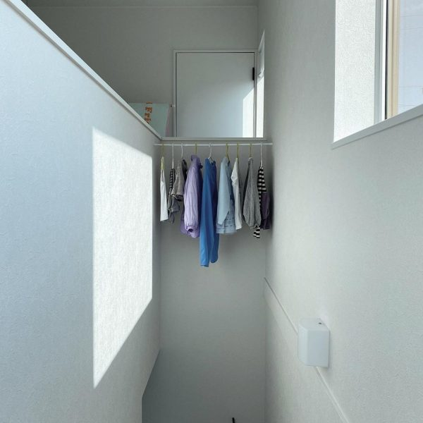室内干しスペース3