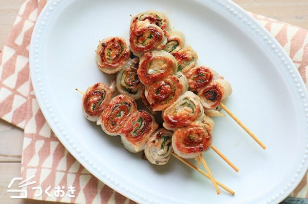 大葉で人気の大量消費レシピ☆主菜3