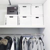 ウォークインクローゼットの収納例まとめ!衣類のおしゃれな整理方法をご紹介