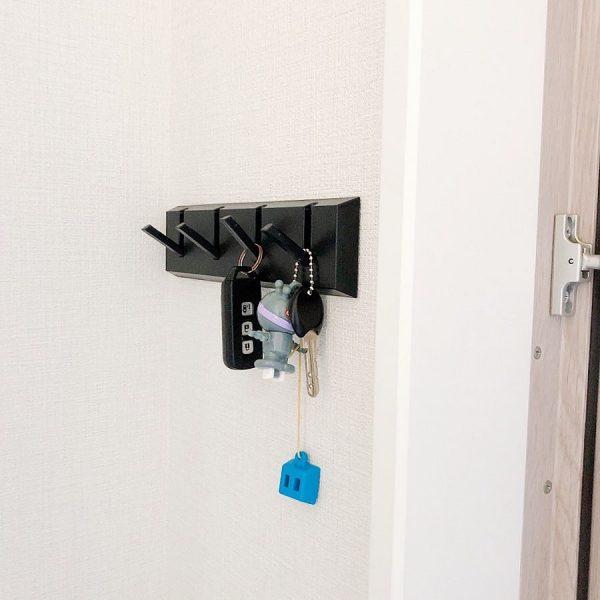 玄関の鍵収納アイデア7