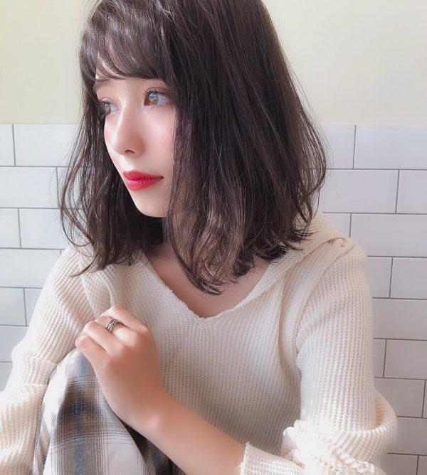 【最新】大人可愛いボブヘア×黒髪・暗髪5
