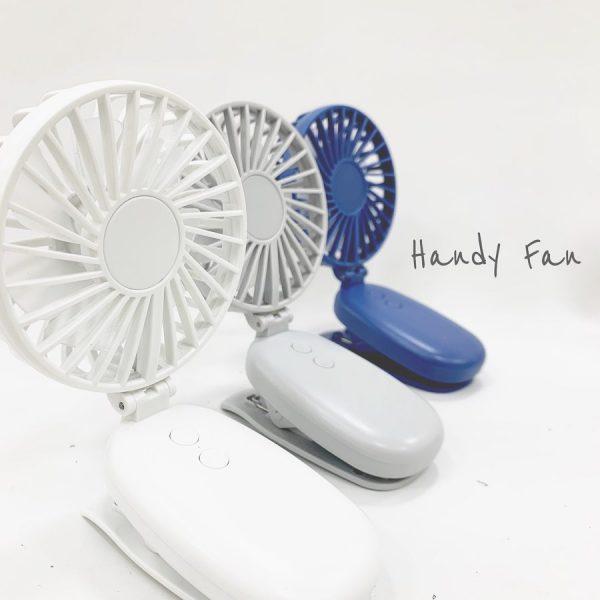 【ダイソー】充実機能のクリップ付き扇風機