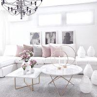 華やぐ『ピンク』を取り入れて♡海外インテリアの大人可愛い空間づくり特集