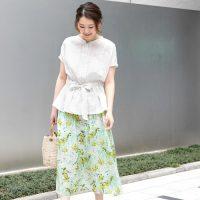 【名古屋】8月の服装24選!湿気に負けないおしゃれファッションコーデ♪