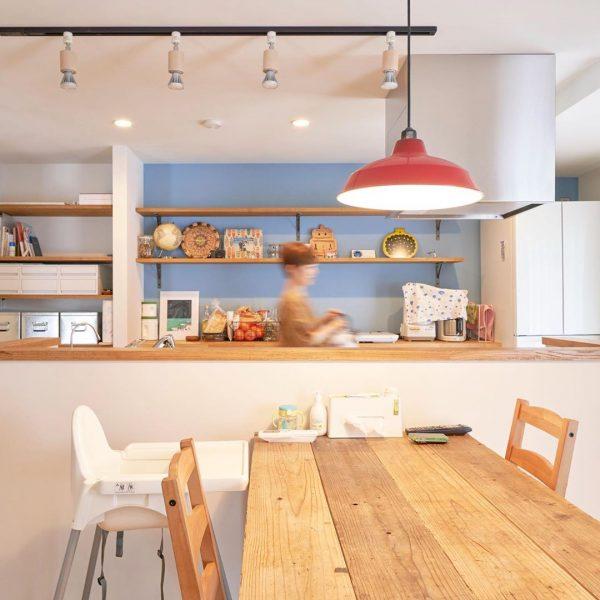 キッチン背面 収納8