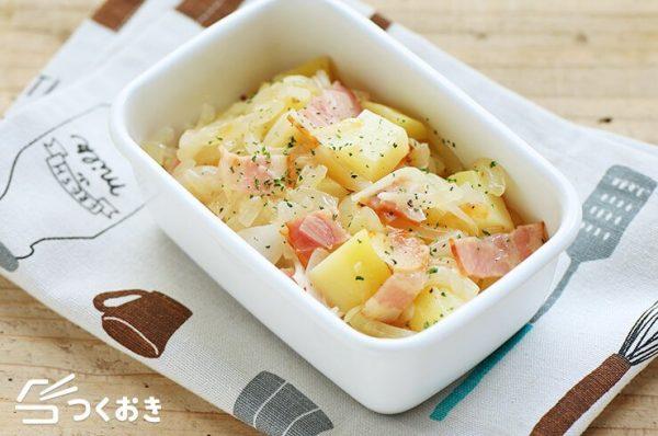 バターを大量消費できる人気のレシピ☆料理6