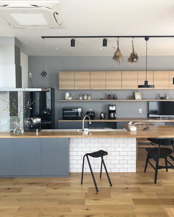 キッチン背面 収納12