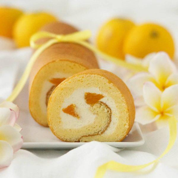 オレンジの人気料理レシピ《ケーキ》3